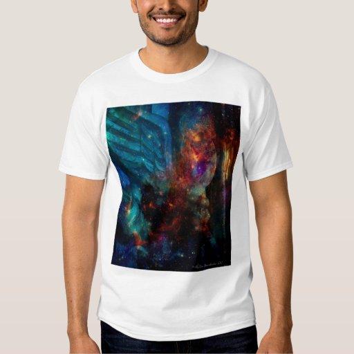 Angelus T-shirt by AlyZen Moonshadow
