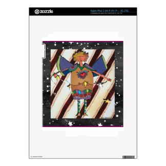 ANGELwSTARS.jpg Decal For iPad 3
