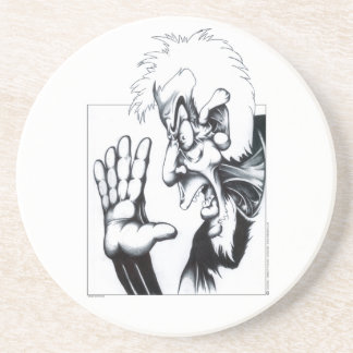 Anger Drink Coasters