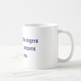 Anger Control Coffee Mug
