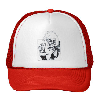 Anger Trucker Hats