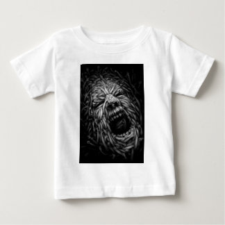 Anger In 3 D Baby T-Shirt