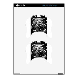 Anger In 3 D Xbox 360 Controller Skin