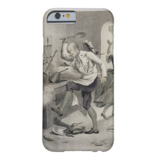 Anger in the Kitchen, from a series of prints depi Barely There iPhone 6 Case