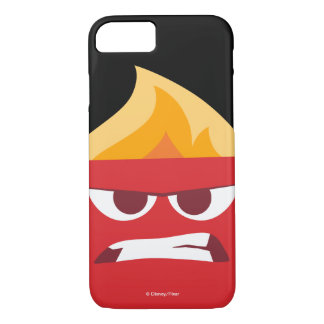 Anger iPhone 7 Case