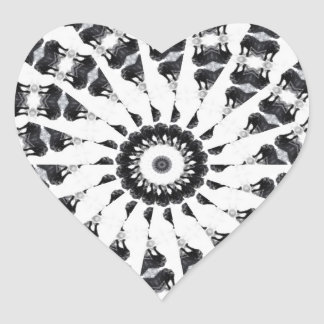 Anger Kaleidoscope 10 Sticker