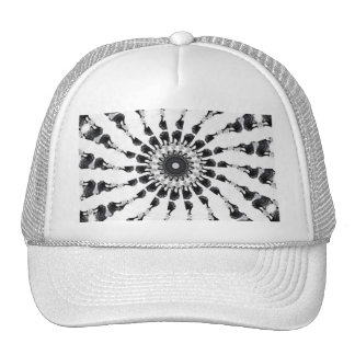 Anger Kaleidoscope 12 Trucker Hat