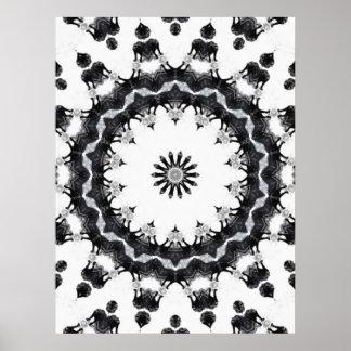 Anger Kaleidoscope 15 Poster