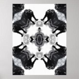 Anger Kaleidoscope 1 Posters