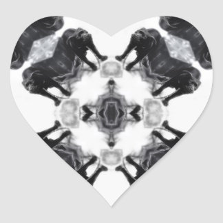 Anger Kaleidoscope 1 Sticker