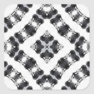 Anger Kaleidoscope 2 Sticker