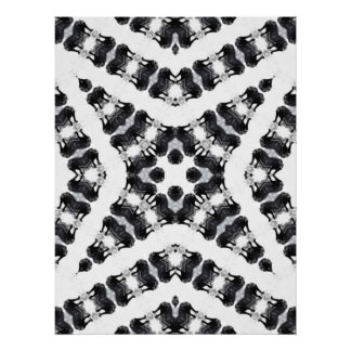Anger Kaleidoscope 3 Print