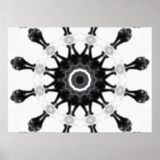 Anger Kaleidoscope 5 Posters