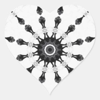 Anger Kaleidoscope 5 Stickers