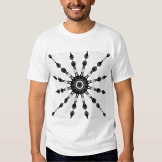 Anger Kaleidoscope 5 Tee Shirt