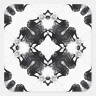 Anger Kaleidoscope 6 Sticker