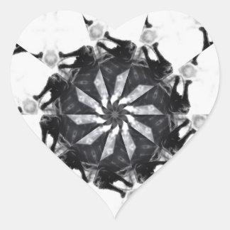 Anger Kaleidoscope 7 Sticker