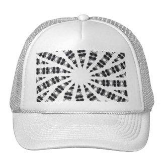Anger Kaleidoscope 9 Trucker Hat