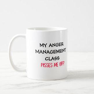 Anger Management Class Mug