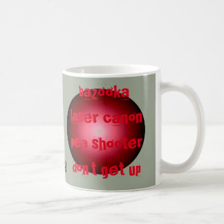 Anger Management Conflict Funny CricketDiane Coffee Mug