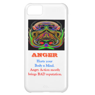 ANGER Management Cover For iPhone 5C
