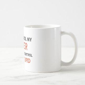Anger management designs coffee mug