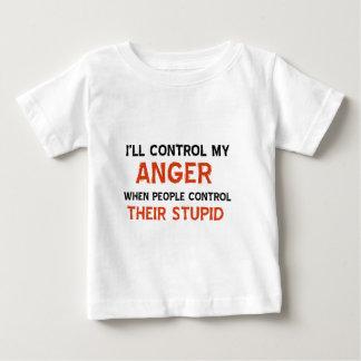 Anger management designs shirts