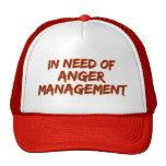 Anger Management hat - choose color