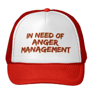 Anger Management hat - choose color