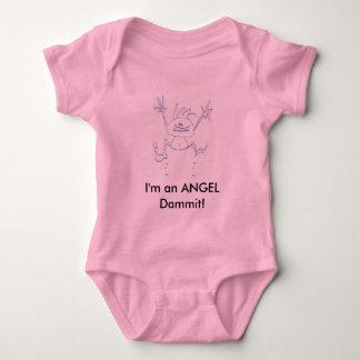 Anger Management Infant Creeper