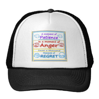 Anger Management : Motivational Moments Trucker Hat
