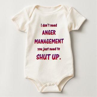 Anger Management Romper