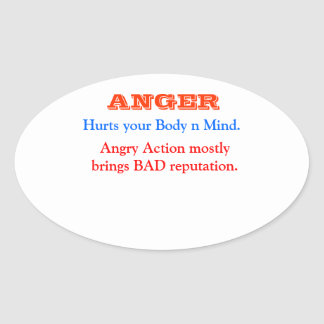 ANGER Management Stickers