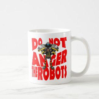 Anger Robots Coffee Mugs