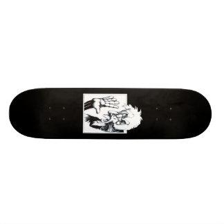 Anger Skateboard Deck
