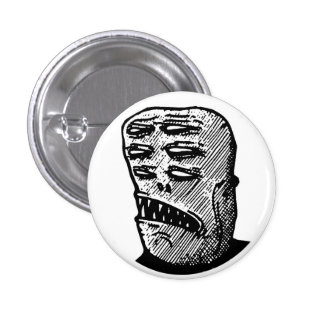 anger, step2 pinback button