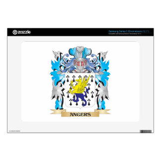 Angers Coat Of Arms Samsung Chromebook Skin