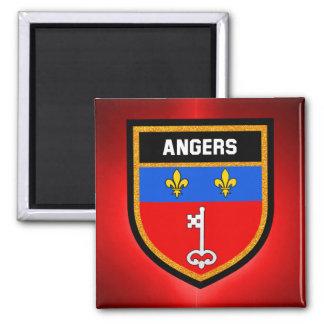 Angers Flag Magnet