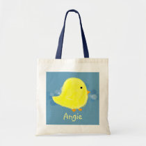 Angie Baby Chick Shopping Tote / Gift Bag