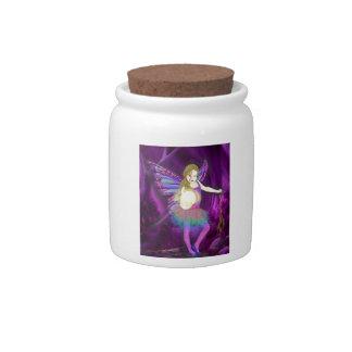 Angie Candy Jar