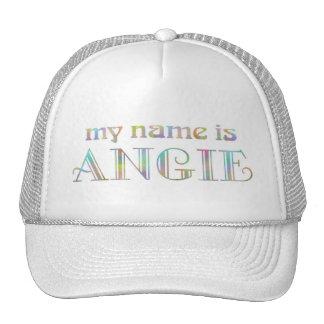 Angie Mesh Hats