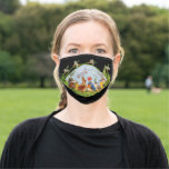 Angie's Party face mask