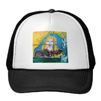 ANGIES THOUSAND YARD STARE TRUCKER HAT