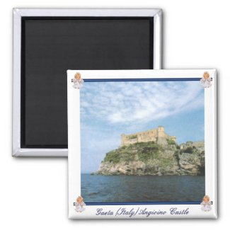 Angioino Castle Magnet magnet