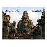 angkor cambo postcard