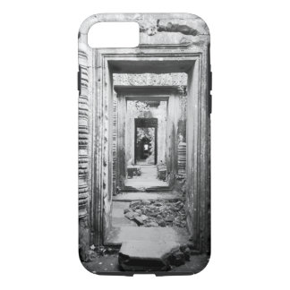 Angkor Cambodia, Doorways Preah Khan iPhone 8/7 Case