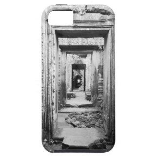 Angkor Cambodia, Doorways Preah Khan iPhone SE/5/5s Case