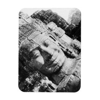 Angkor Cambodia, Head The Bayon Magnet