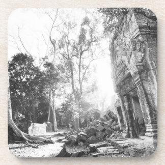 Angkor Camboya, detalles TA Prohm Posavaso