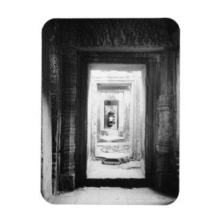 Angkor Camboya, entradas Preah Khan 2 Imanes Rectangulares